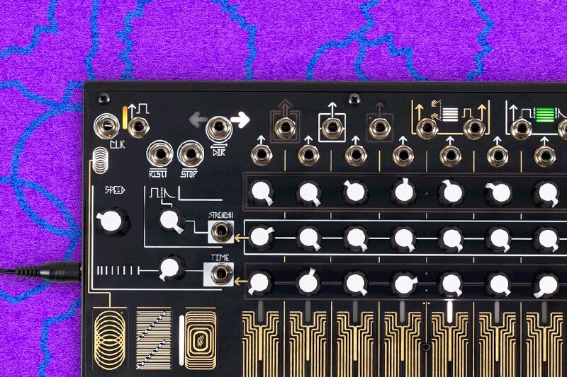 Make Noise 0-CTRL Touch Sequencer
