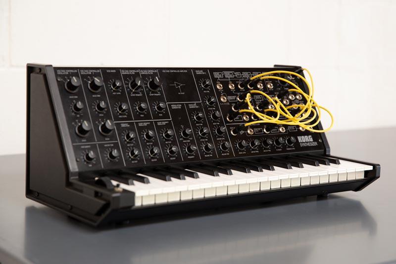Korg's reissued MS-20 Mini