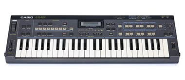 Casio CZ-101, pioneer of phase distortion