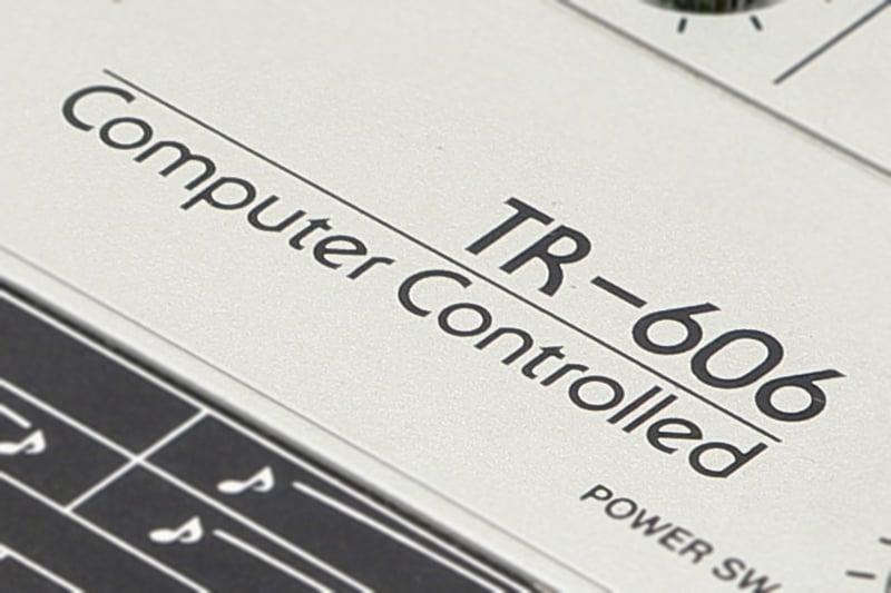 The Roland TR606