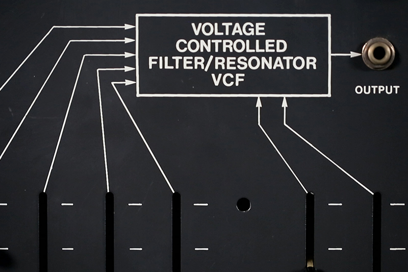 The ARP 2600 Filter / Resonator
