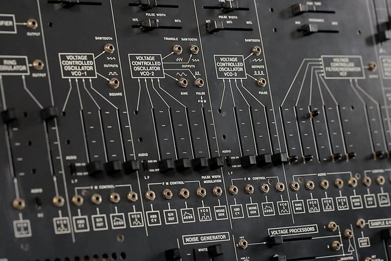ARP 2600 Semi-Modular Synthesizer