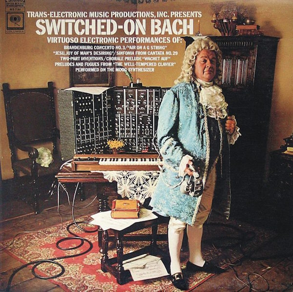 Wendy Carlos's <i>Switched-On Bach</i>