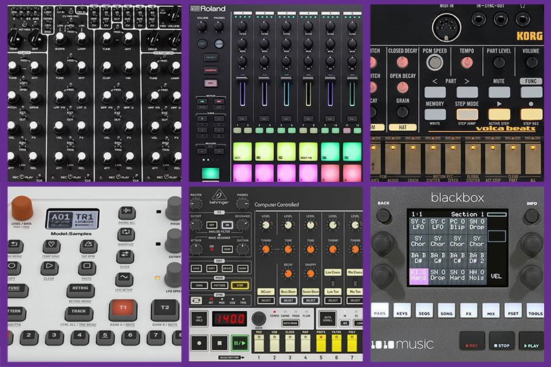Best Drum Machines and Samplers of 2019 - Perfect Circuit