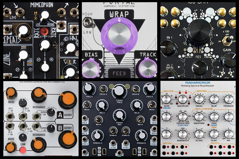 Best Eurorack Filters + Effects of 2019