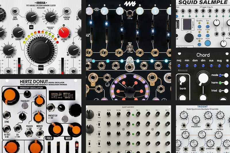 Best Eurorack Oscillators of 2019