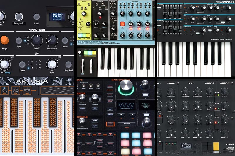 Best Synthesizers of 2019
