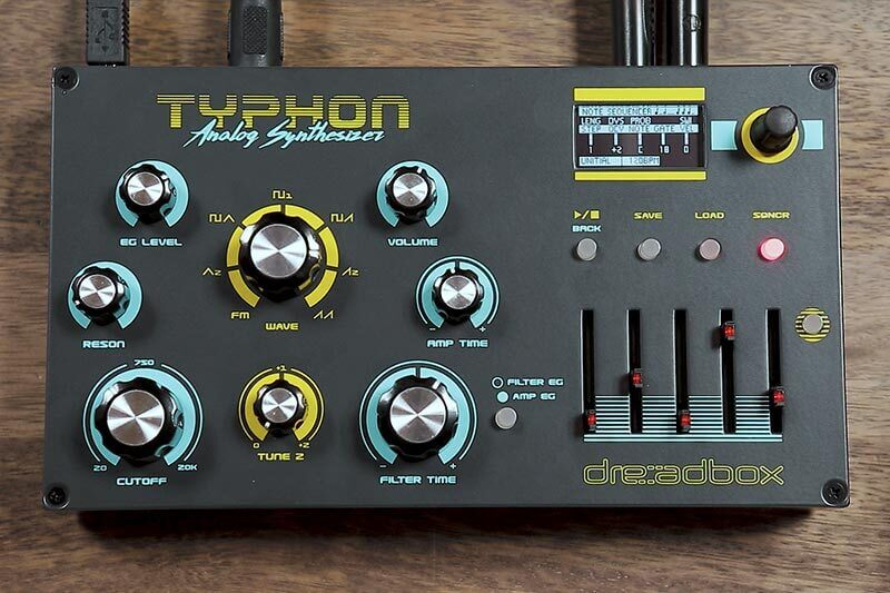 Dreadbox FX Typhon