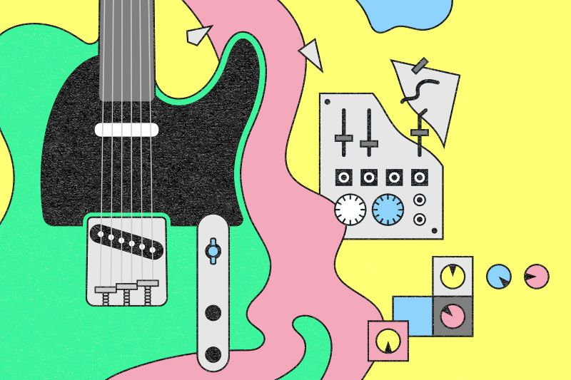Guitar + Eurorack