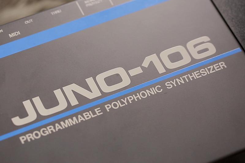 Roland Juno-6 / Juno-60 / Juno-106
