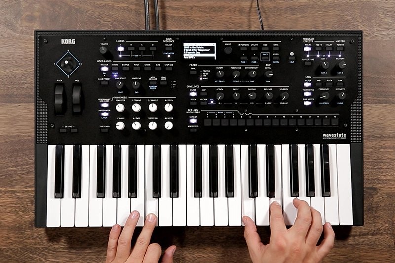 Introducing the Korg Wavestate
