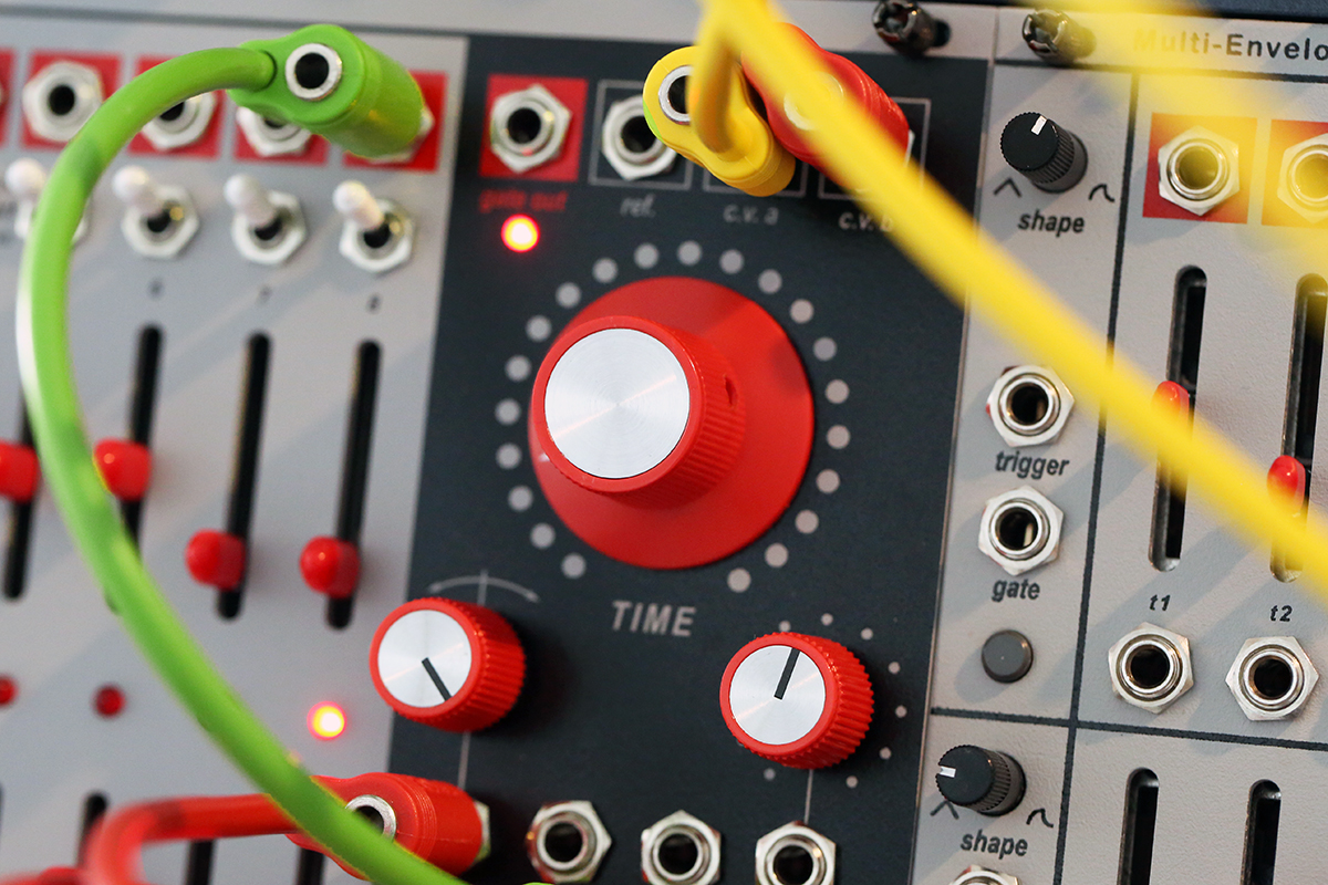Detail of the Verbos Voltage Multistage.