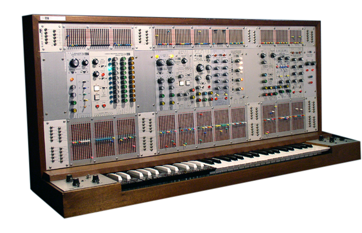 Arp 2500 was unique in utilizing both triangular and sawtooth VCO cores