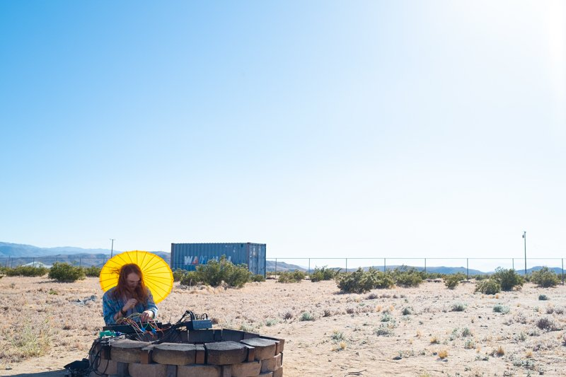 The Mojave Desert Modular Experiment