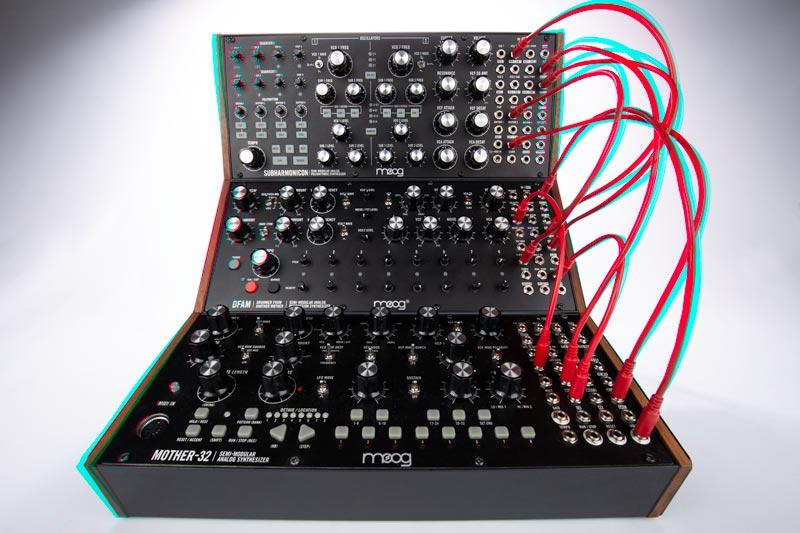 Moog Mother-32, DFAM, or Subharmonicon