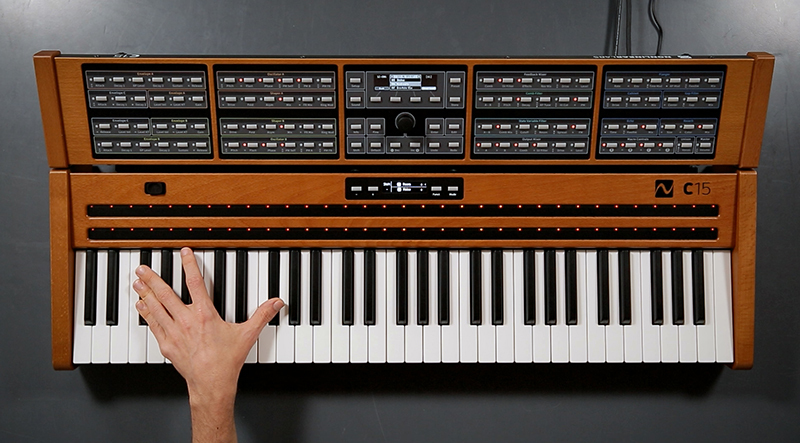 Nonlinear Labs C15 Synthesizer