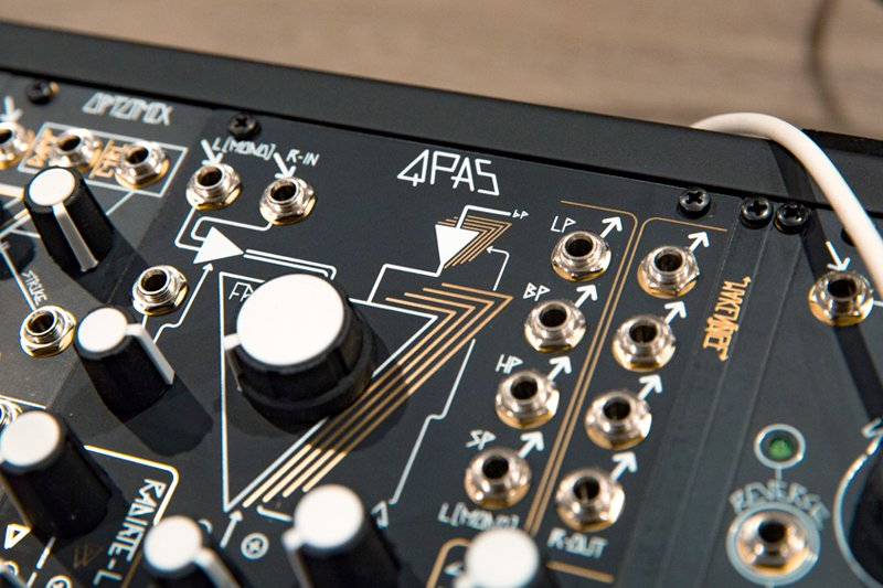 Make Noise QPAS and You
