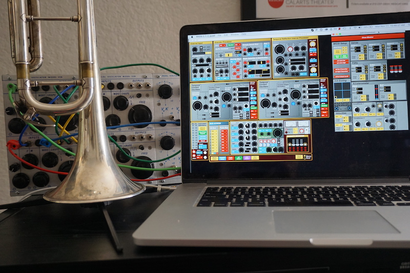 MIGSI Application and Buchla system