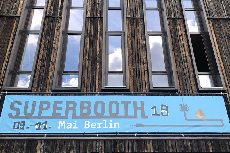 Superbooth 2019