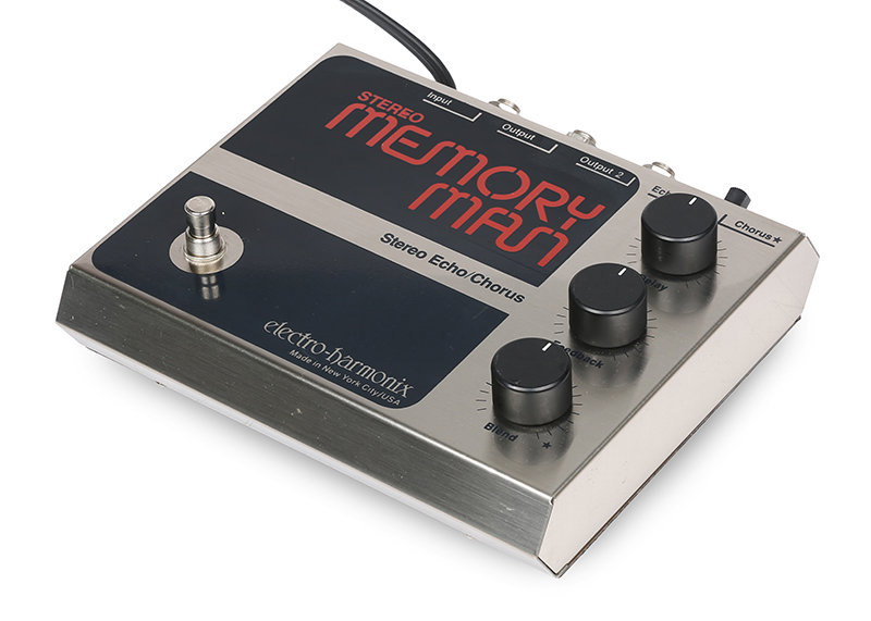 EHX Memory Man delay/chorus/vibrato