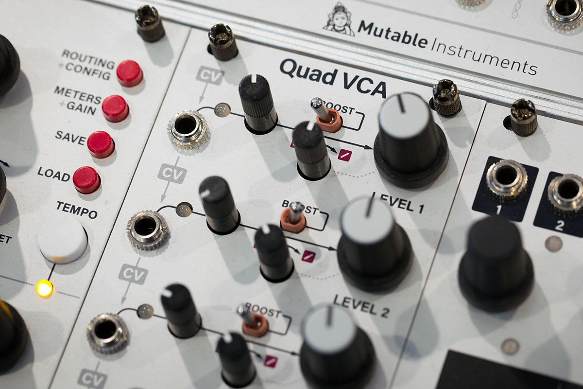 Learning Synthesis: VCAs - Perfect Circuit