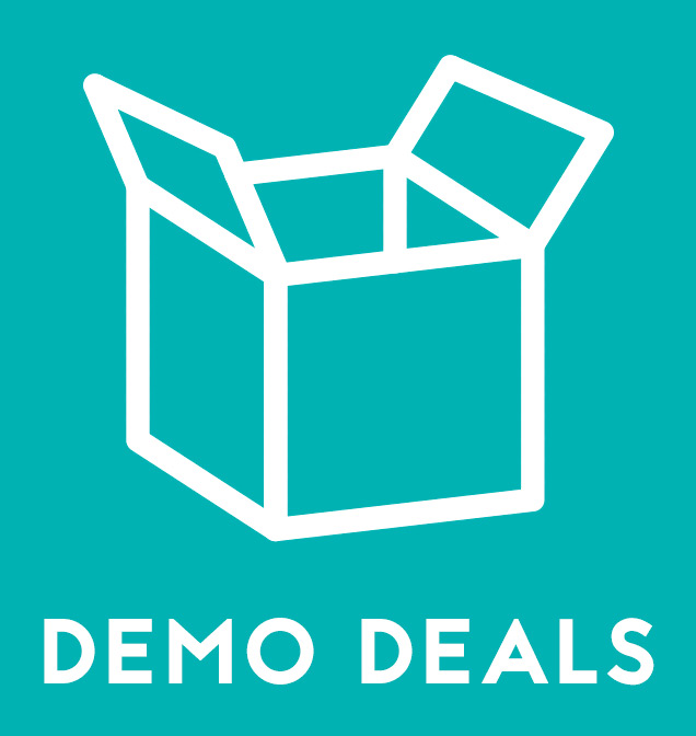 Demo + B-Stock Savings