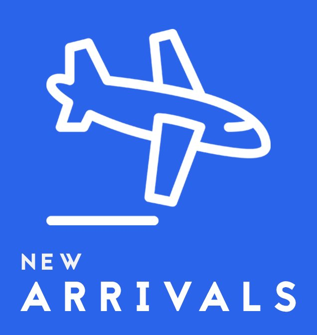 New Arrivals Updated Daily