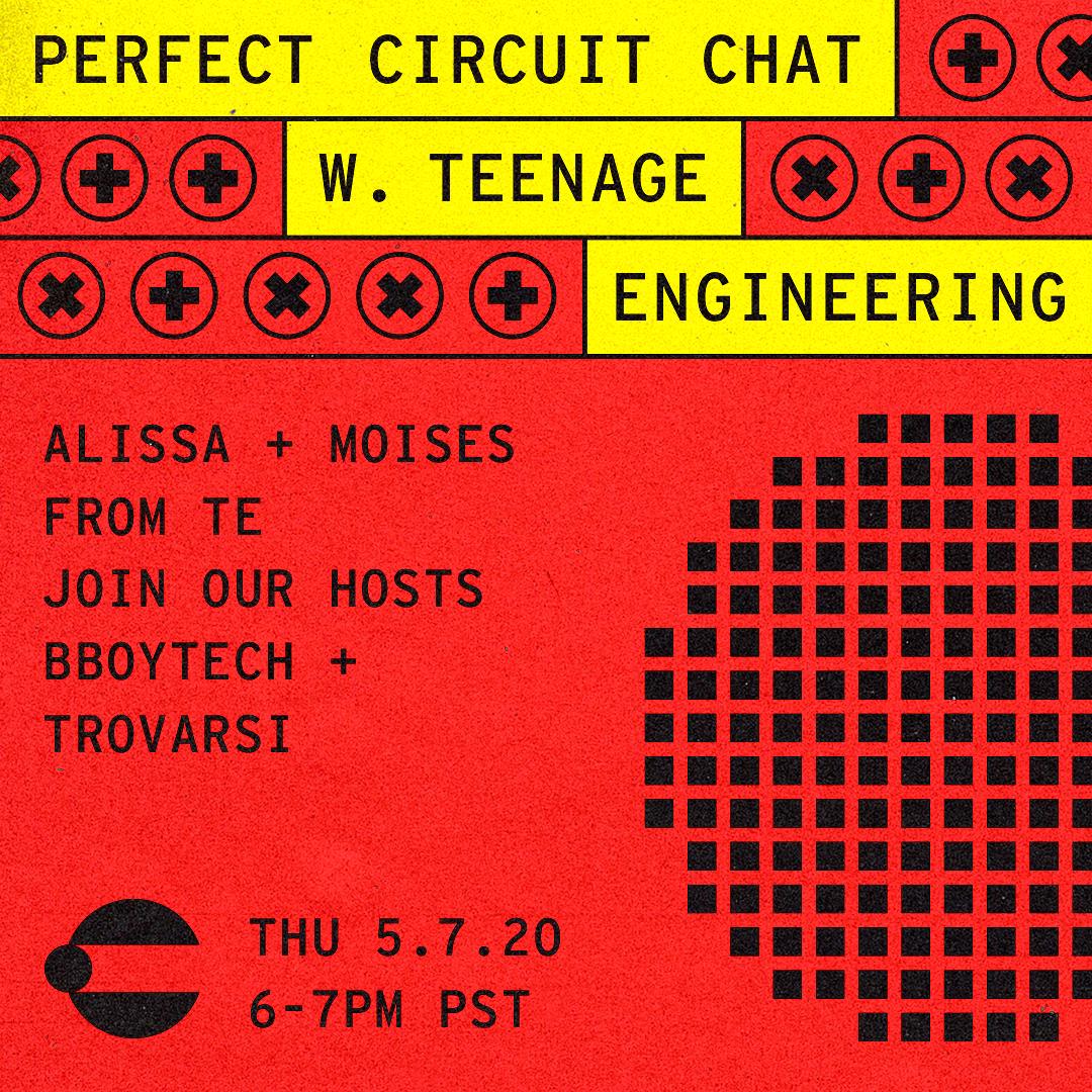Perfect Circuit Chat w/ Teenage Engineering
