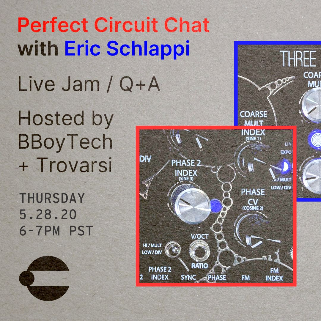 Perfect Circuit Chat w/ Schlappi Engineering