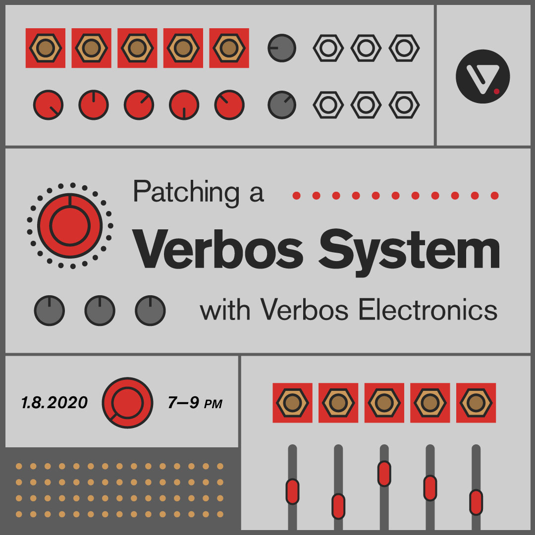 Patching A Verbos System w/ Verbos Electronics