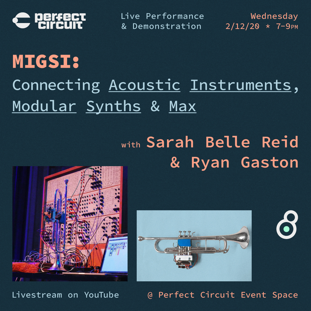 MIGSI: Connecting Acoustic Instruments, Modular Synths & Max