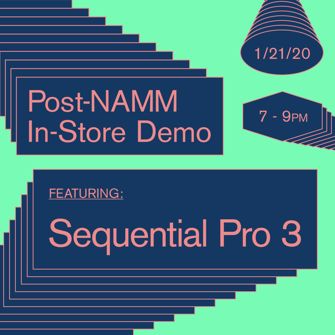 Sequential In-Store Demo