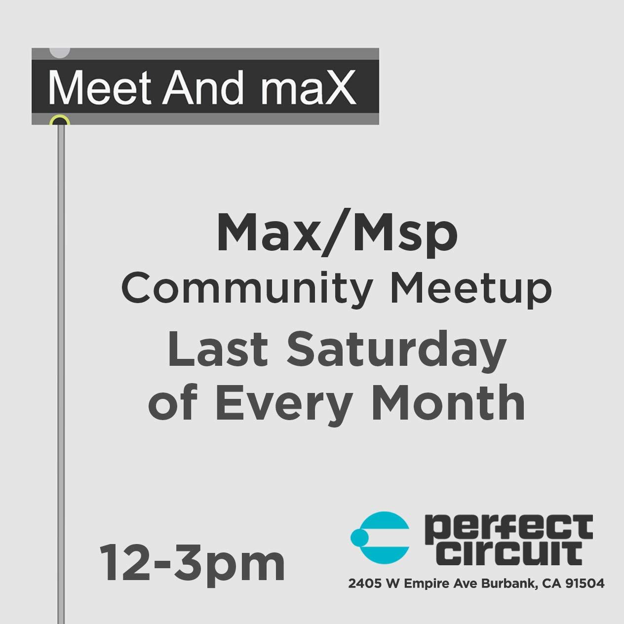 Meet and maX