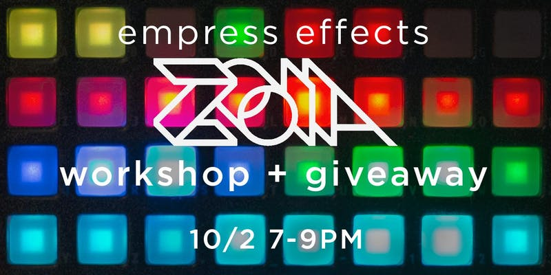 Empress Zoia Workshop