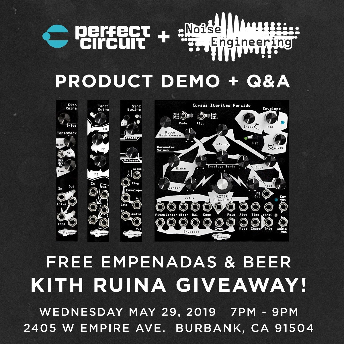 Noise Engineering In-Store: Product Demo + Q&A