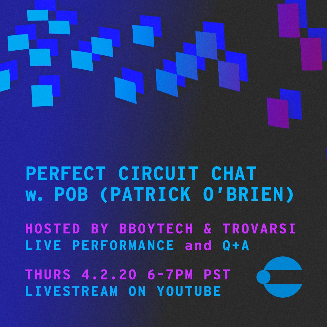 Perfect Circuit Livestream Chat With POB