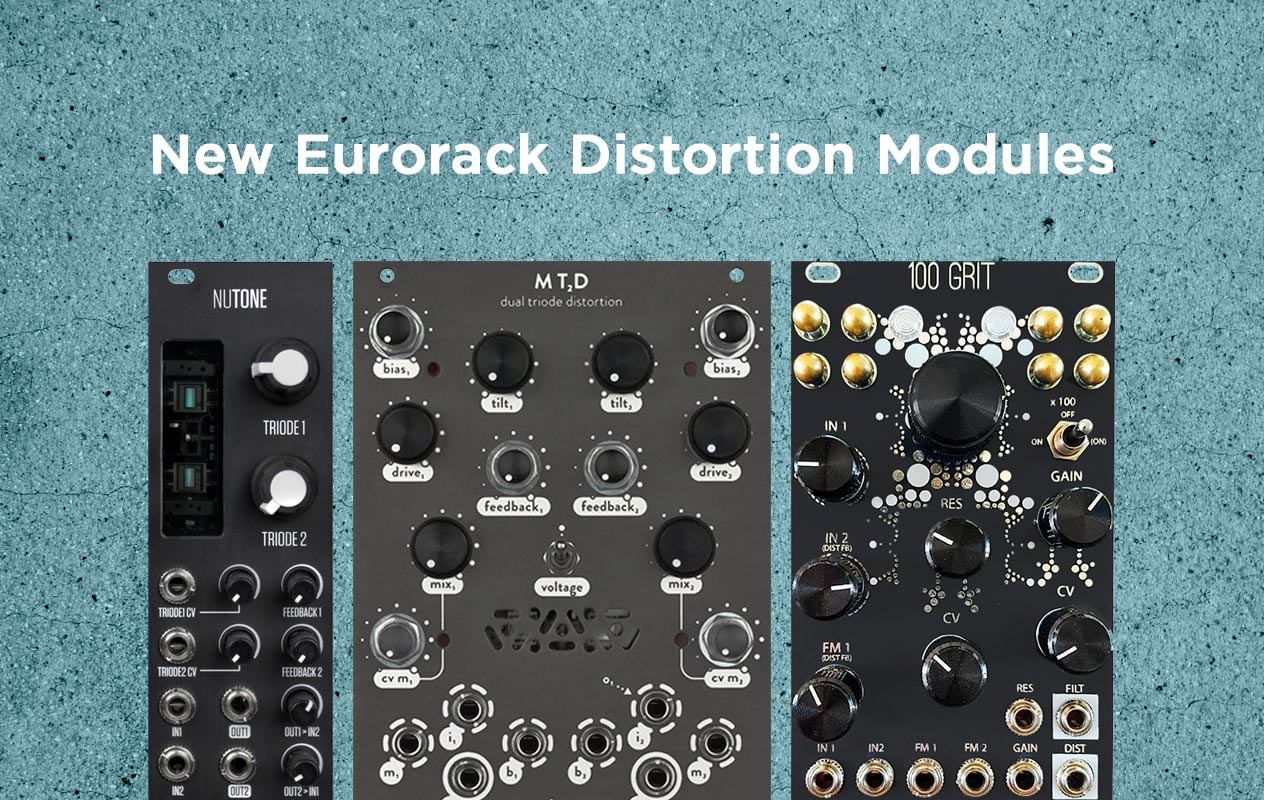 Eurorack Distortion
